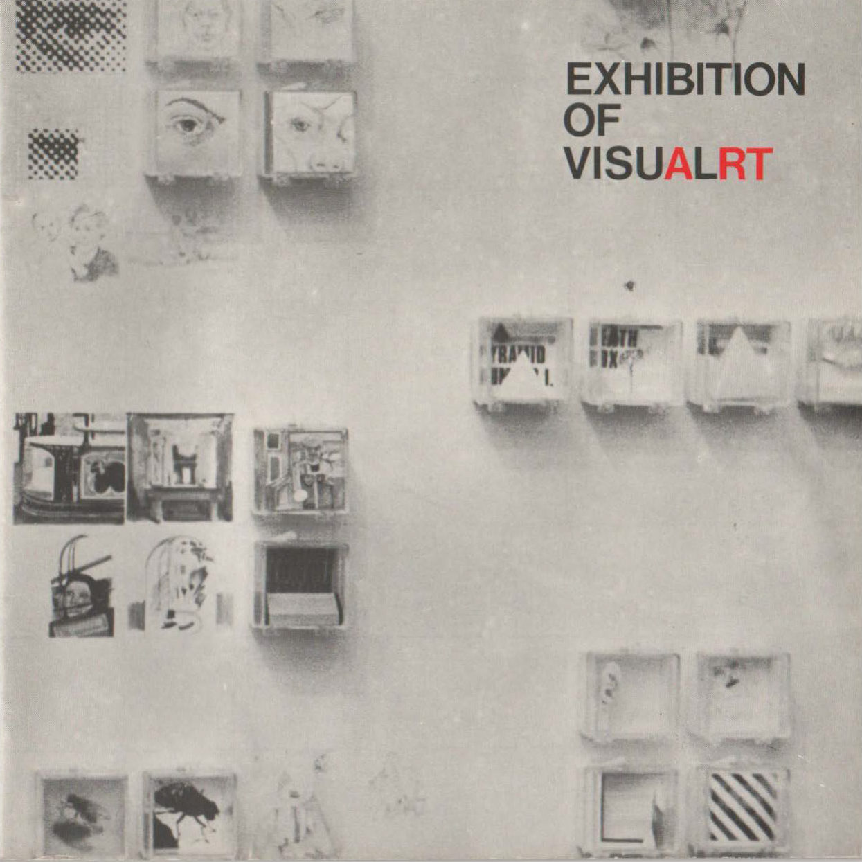 Exhibition of Visual Art 1979 Catalogue Cover