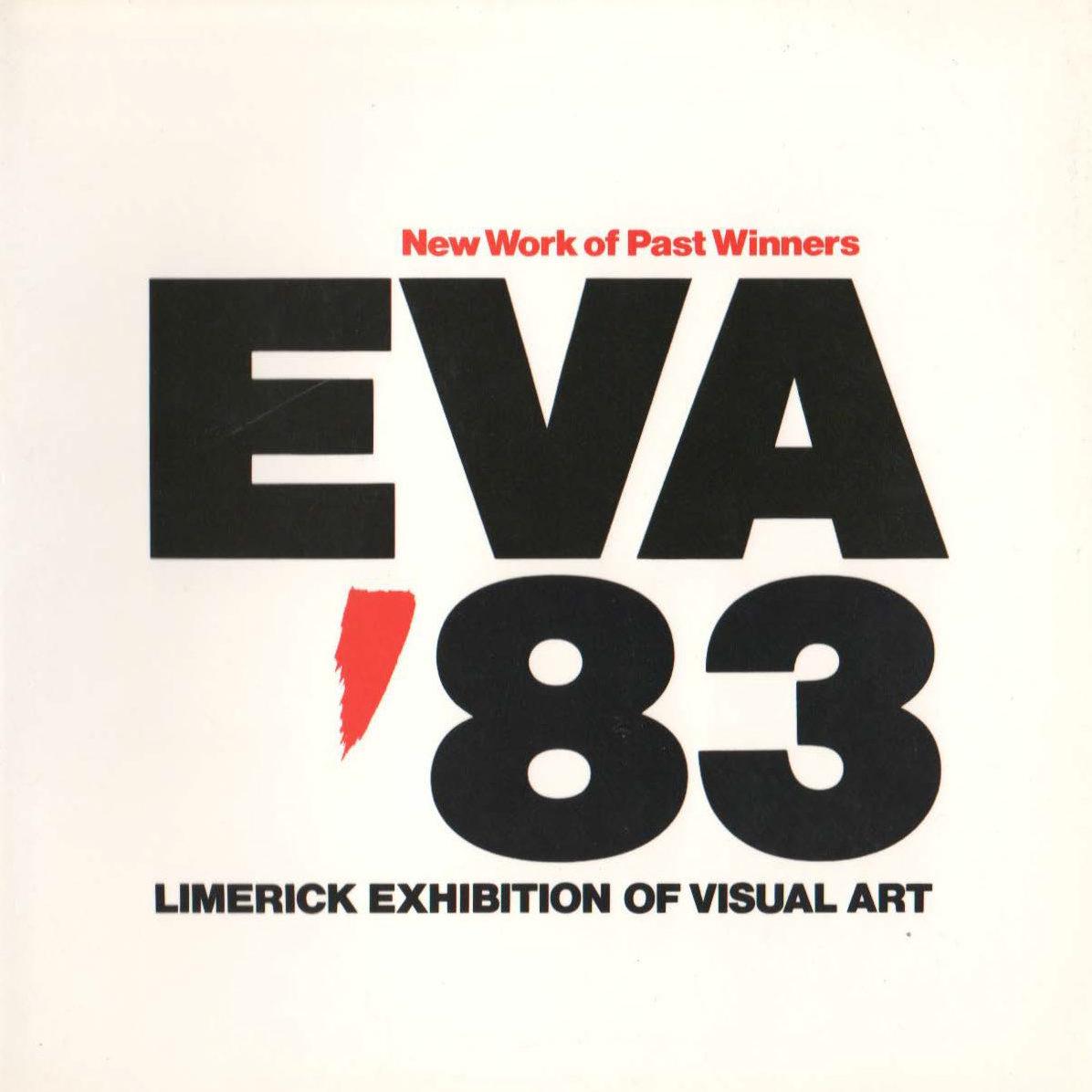 EVA 1983 Catalogue Cover