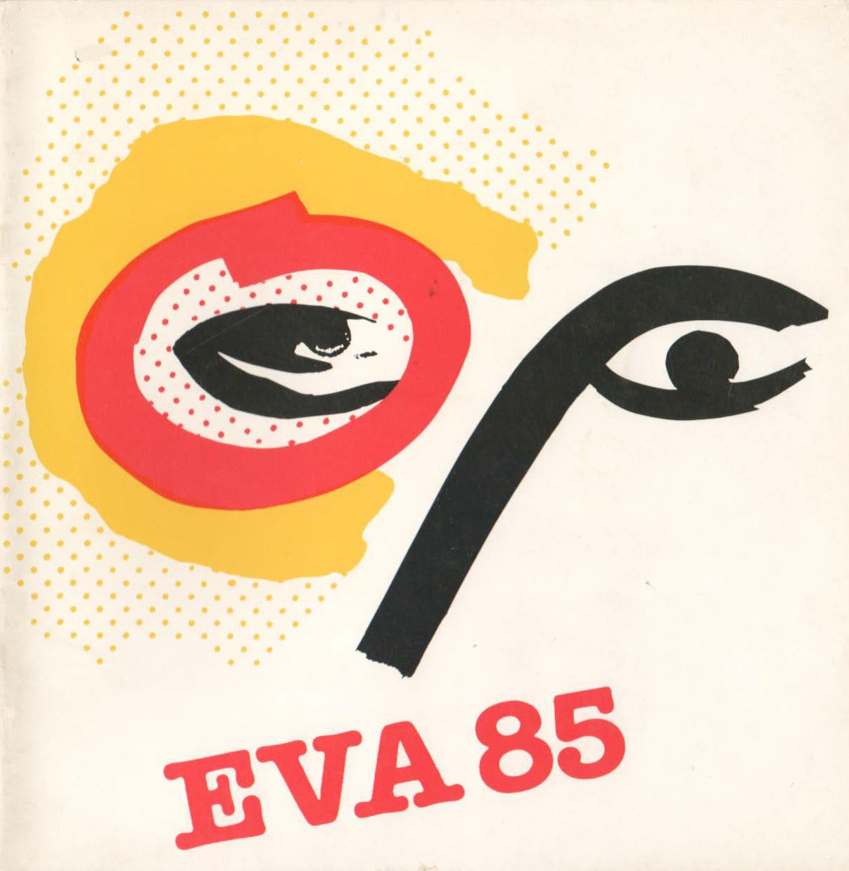 EVA 1985 Catalogue Cover
