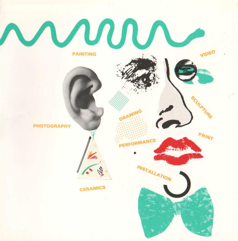 EVA 1986 Catalogue Cover