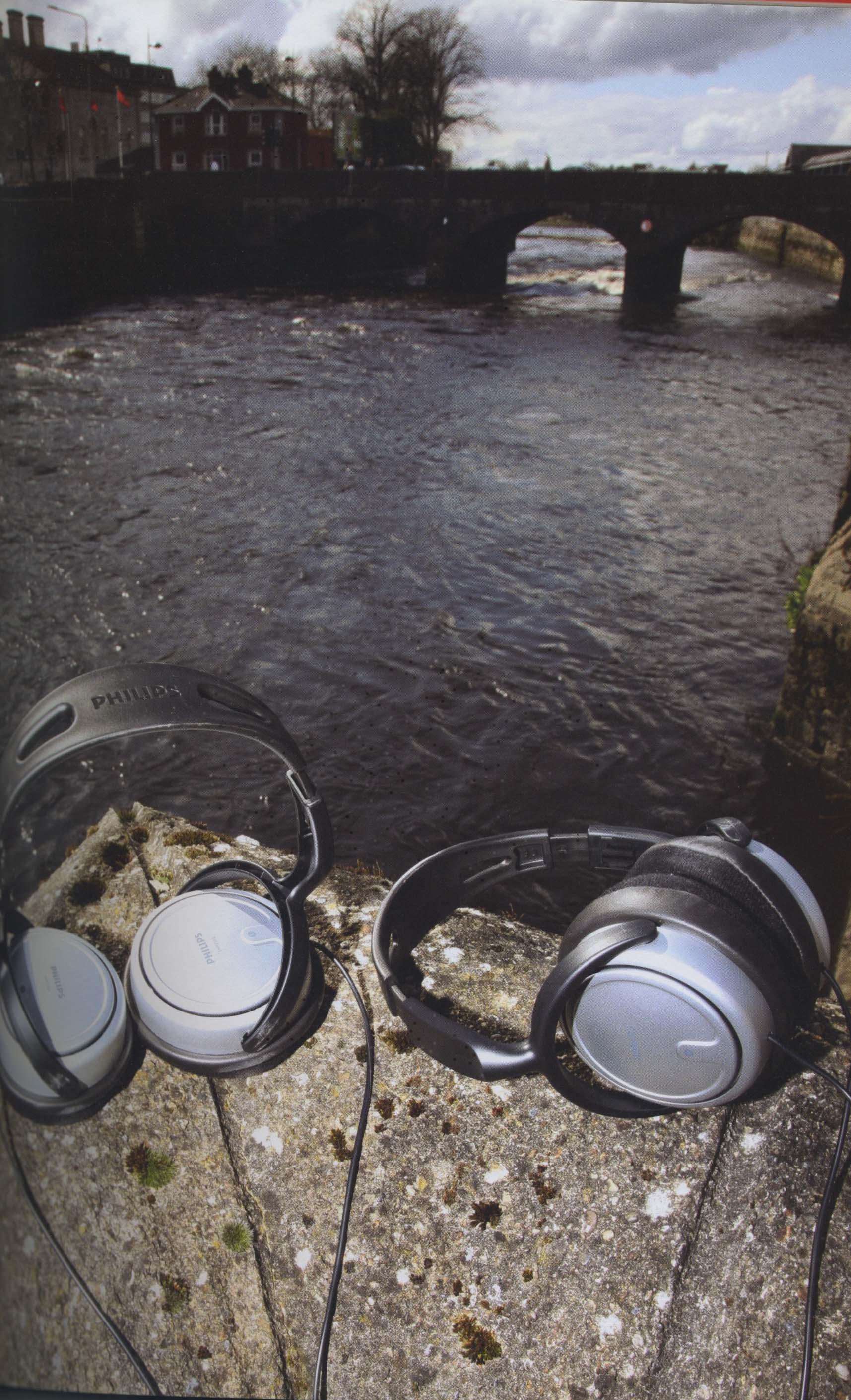Johanna Hällsten, Babbling Brook, 2007, sound installation, 2 minutes