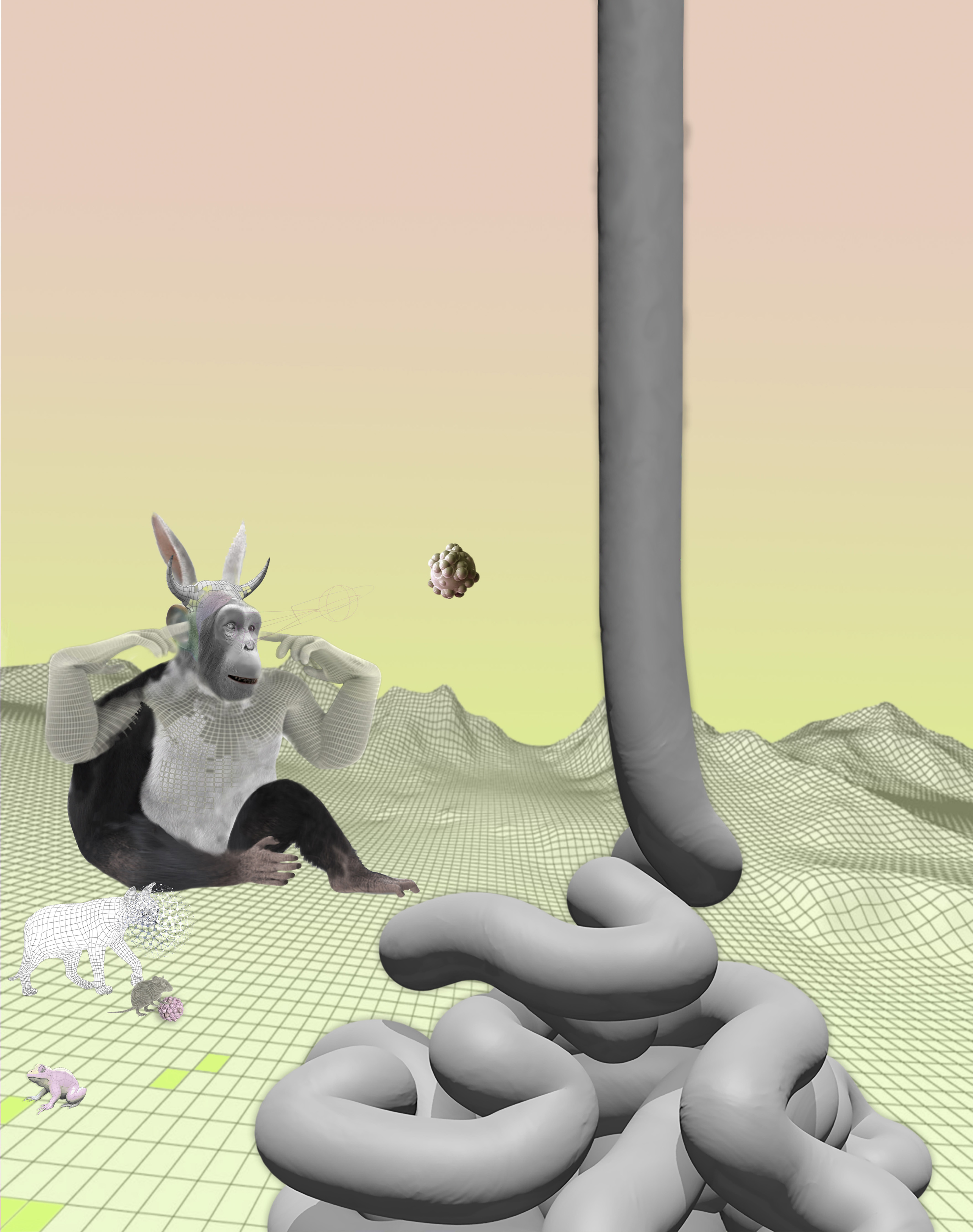Inextinguishable, 2020. Images courtesy Melanie Jackson and Matt's Gallery.